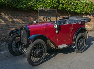1928 Austin 7 with Interesting History!