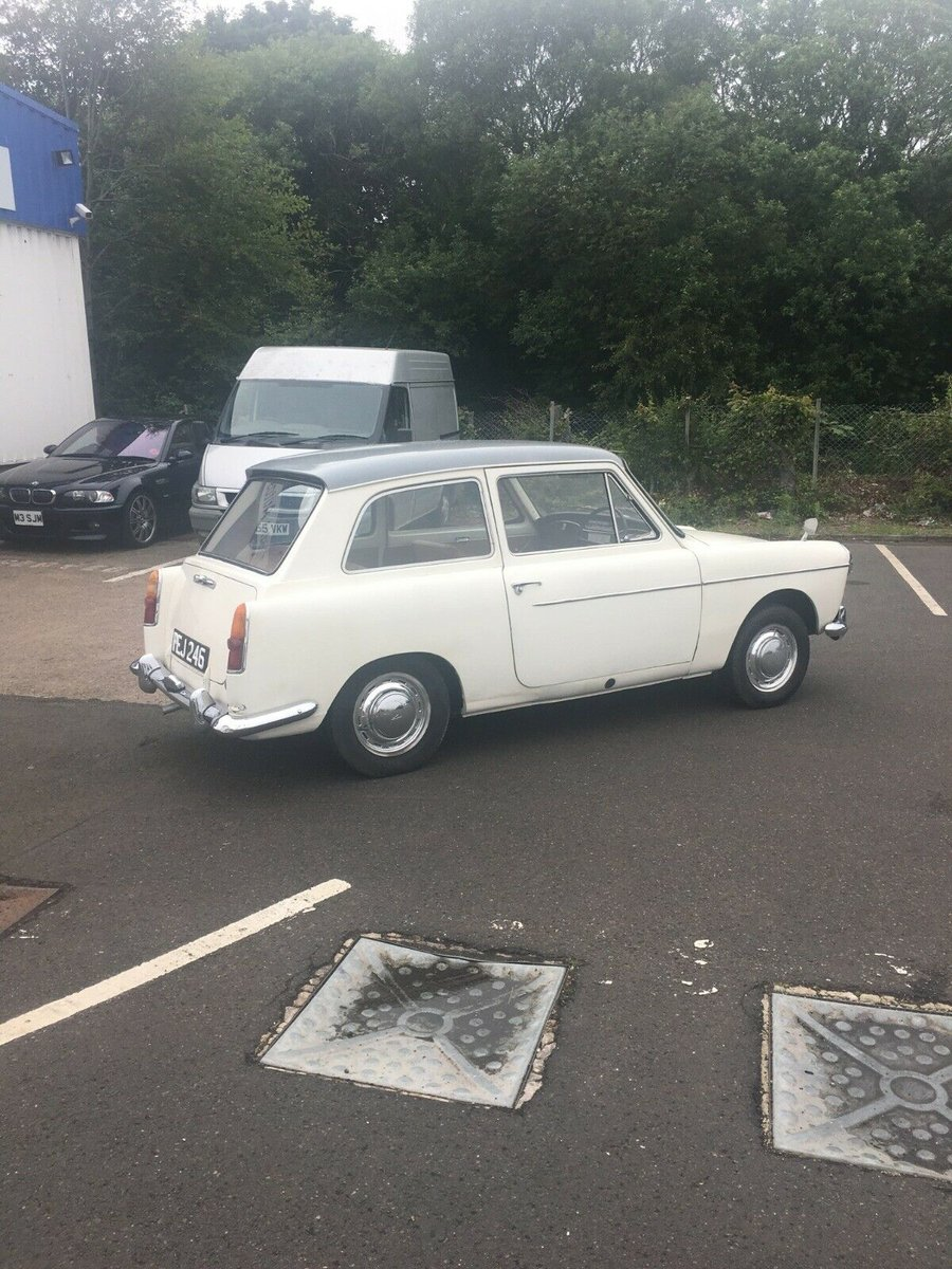 1963 austin a40 For Sale (picture 1 of 5)