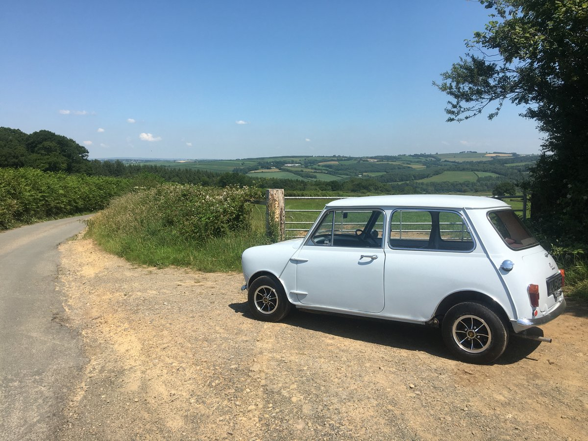 1967 Austin Mini 1000 Mk1  For Sale (picture 1 of 6)