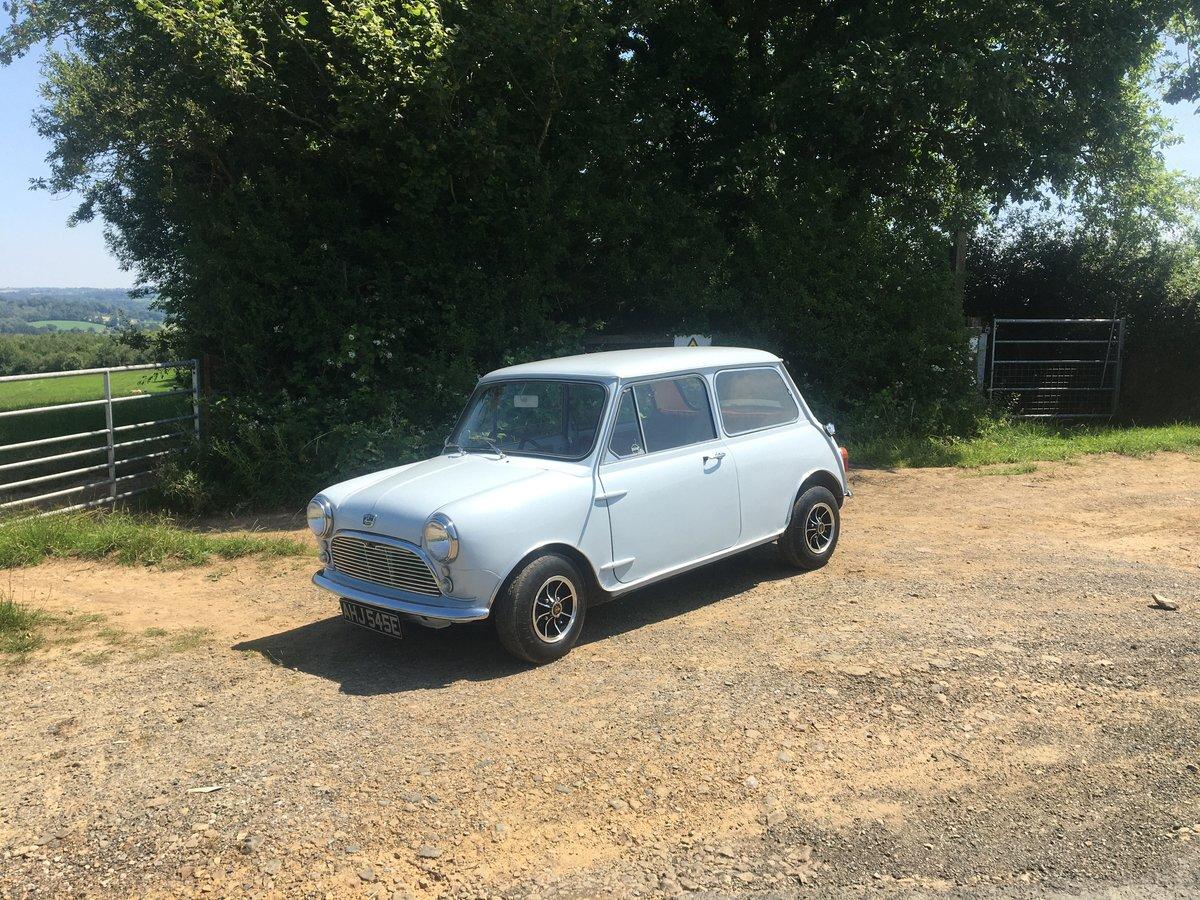 1967 Austin Mini 1000 Mk1  For Sale (picture 2 of 6)
