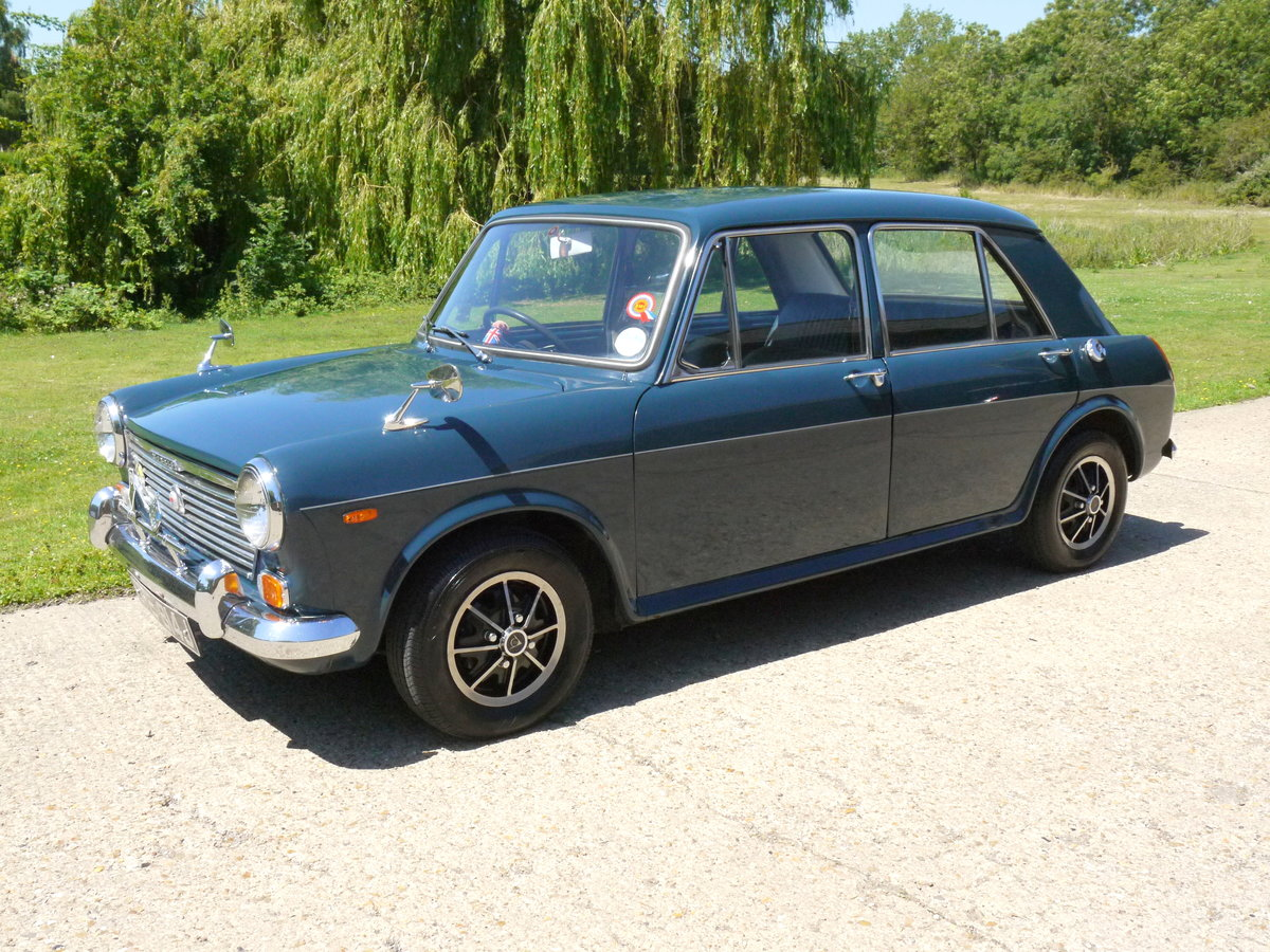 1970 Austin Morris 1100 MKII For Sale (picture 1 of 6)