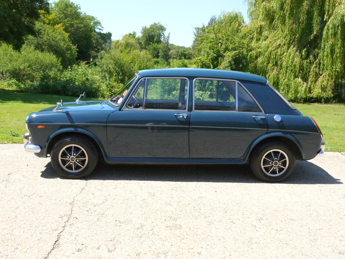 1970 Austin Morris 1100 MKII For Sale (picture 2 of 6)