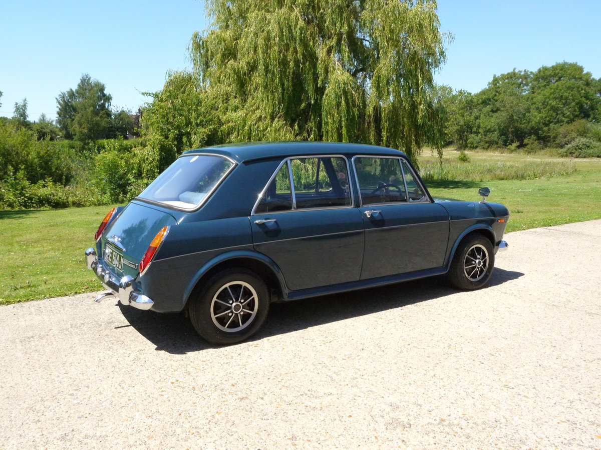 1970 Austin Morris 1100 MKII For Sale (picture 3 of 6)