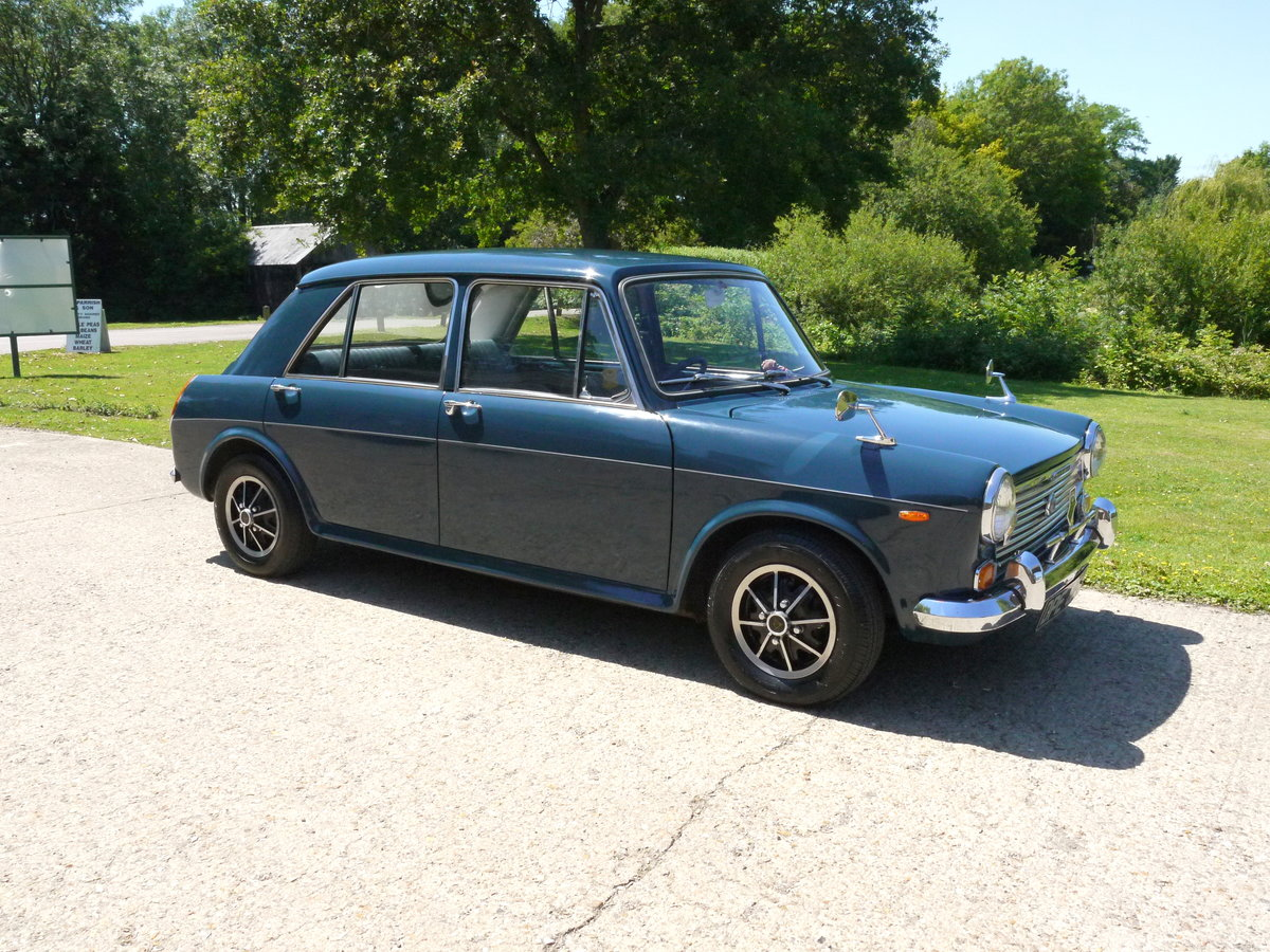 1970 Austin Morris 1100 MKII For Sale (picture 4 of 6)