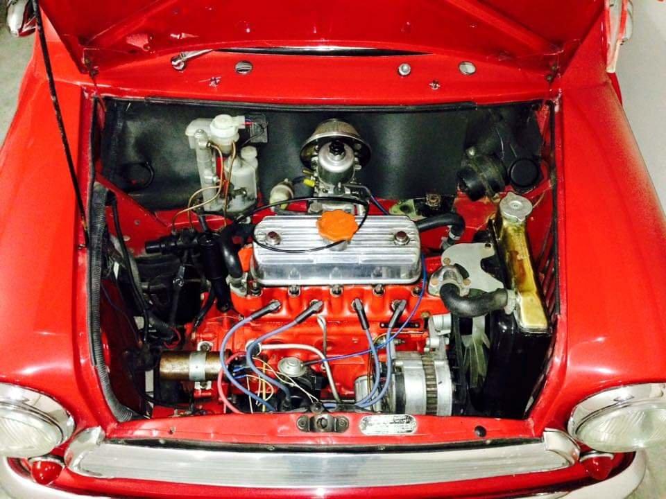 1976 Austin Mini Cooper like For Sale (picture 3 of 5)