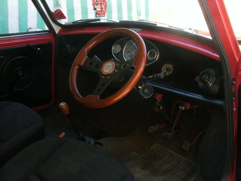 1976 Austin Mini Cooper like For Sale (picture 4 of 5)