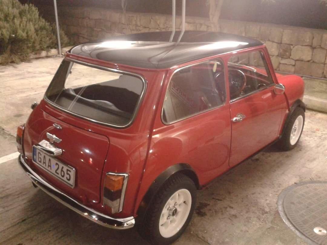 1976 Austin Mini Cooper like For Sale (picture 5 of 5)
