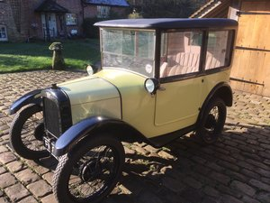 1927 Austin Seven 'R' - Type 'Top Hat Saloon'