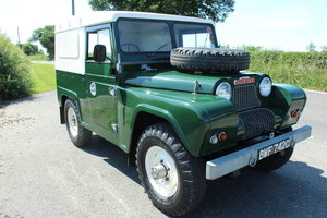 Picture of 1965 Austin Gipsy Light 4x4 Utility Diesel  SOLD