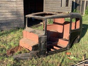 1932 Austin Seven RN Saloon 'JX3' - Project