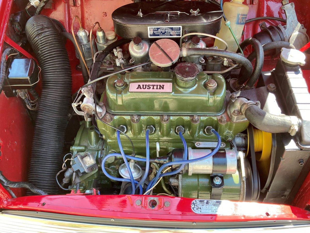 1969 Austin Mini Cooper Mk2 Genuine and restored  SOLD (picture 3 of 6)