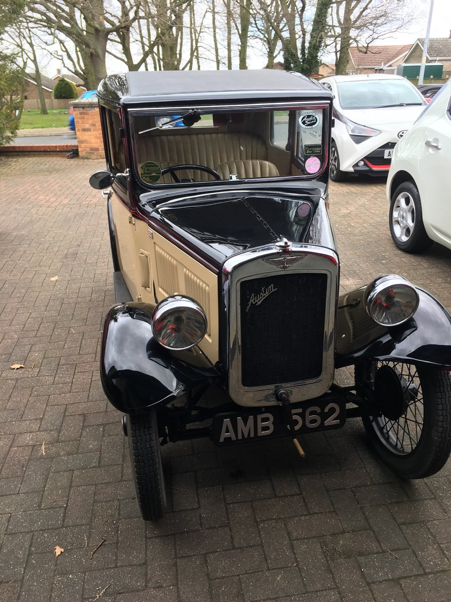1933 Austin 7 For Sale (picture 1 of 1)