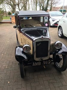 1933 Austin 7