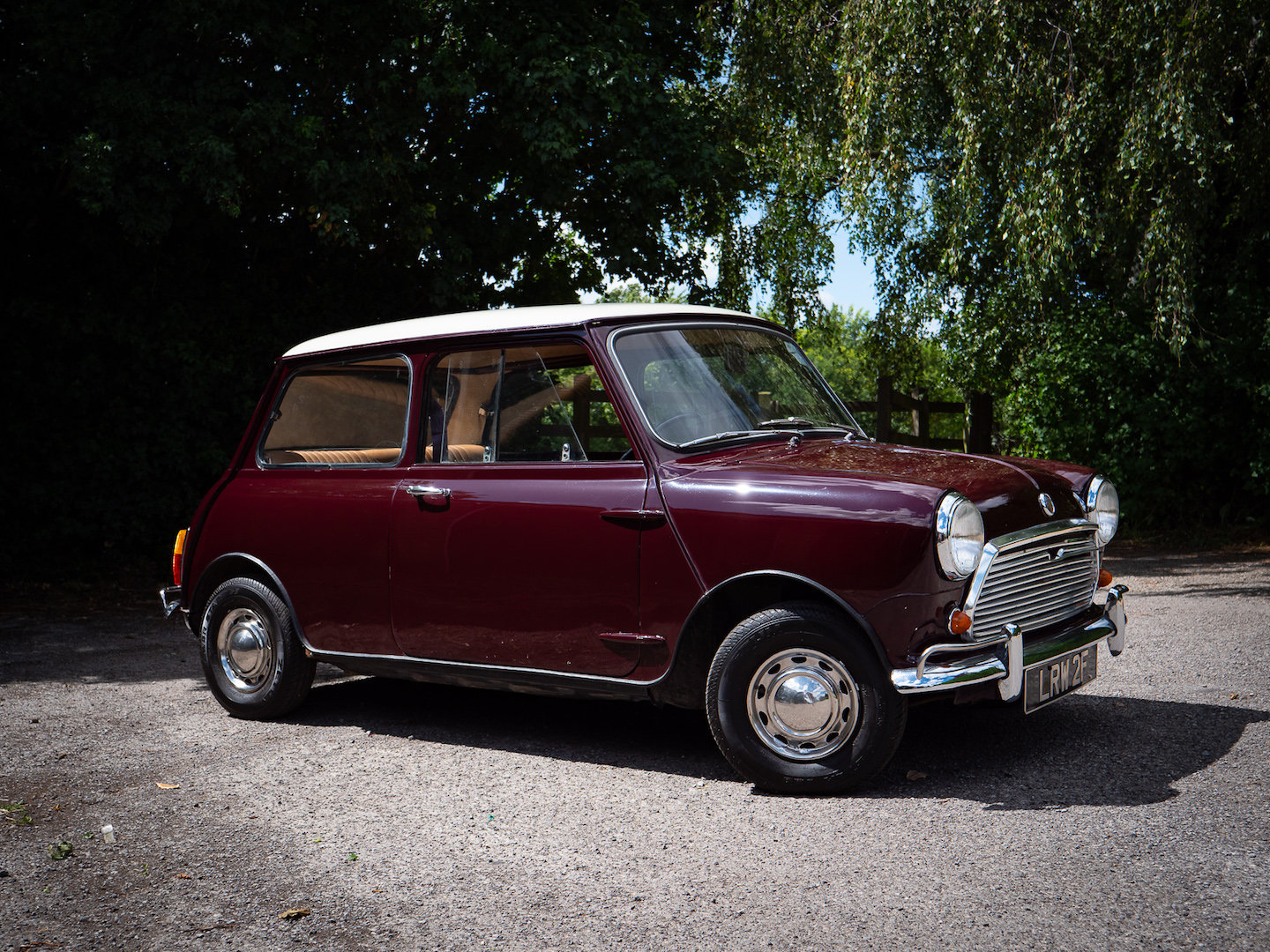 1968 Austin Mini Mk2 1000 Super-de-Luxe For Sale (picture 3 of 6)