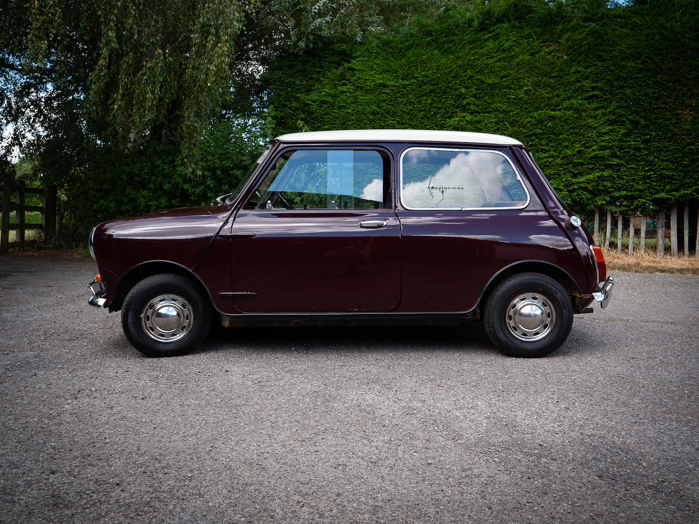1968 Austin Mini Mk2 1000 Super-de-Luxe For Sale (picture 4 of 6)
