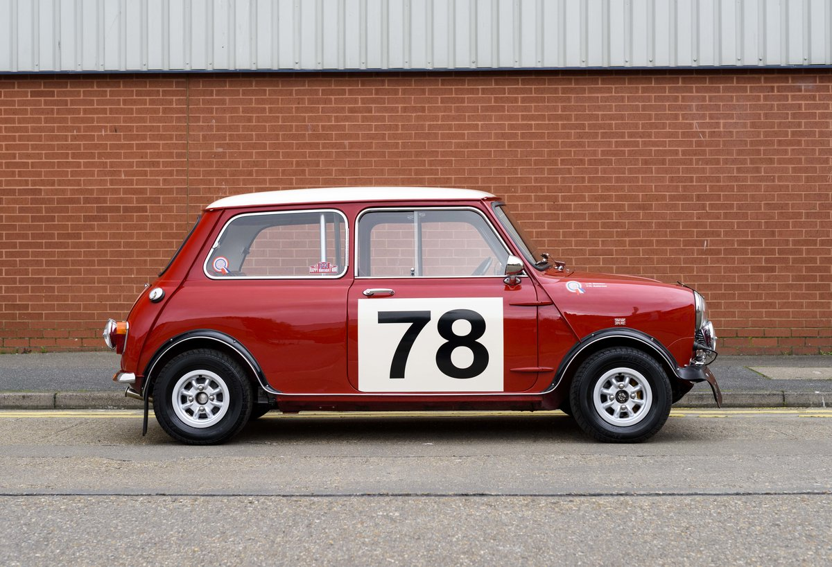 1967 Austin Mini Cooper Built to S Works Rally Specification For Sale (picture 5 of 24)