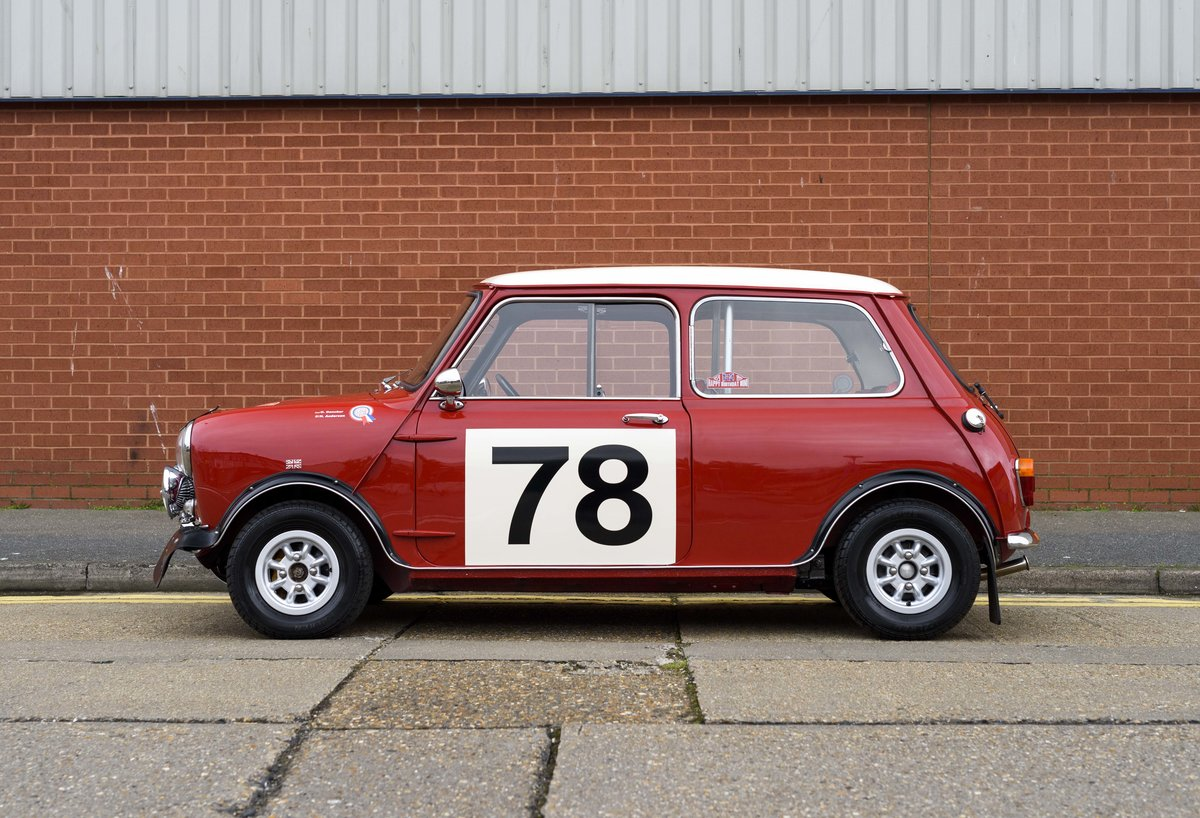 1967 Austin Mini Cooper Built to S Works Rally Specification For Sale (picture 6 of 24)