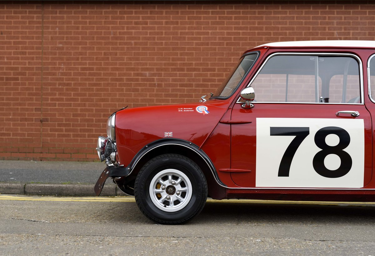 1967 Austin Mini Cooper Built to S Works Rally Specification For Sale (picture 13 of 24)