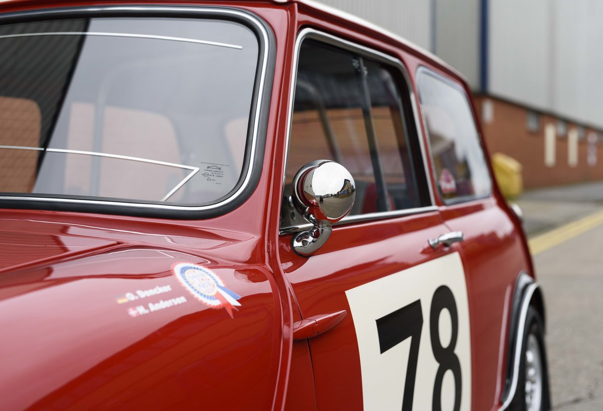 1967 Austin Mini Cooper Built to S Works Rally Specification For Sale (picture 14 of 24)