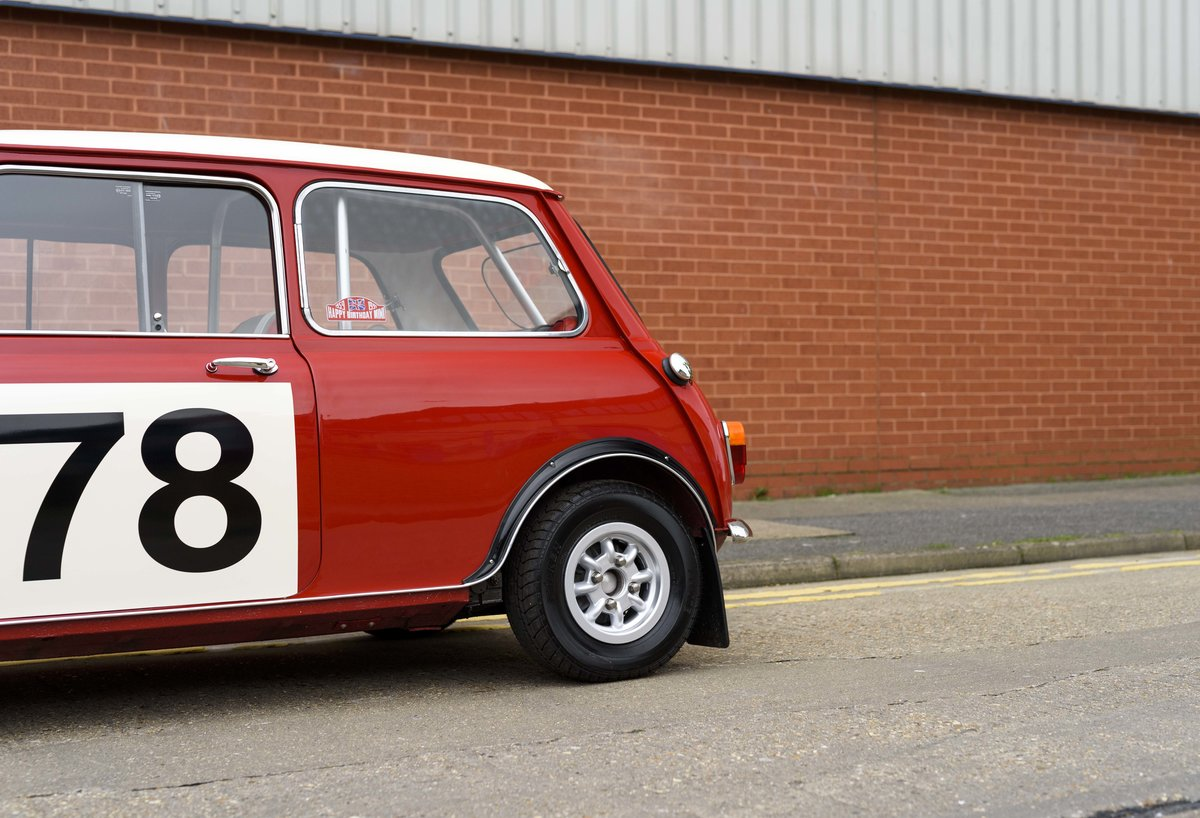 1967 Austin Mini Cooper Built to S Works Rally Specification For Sale (picture 15 of 24)