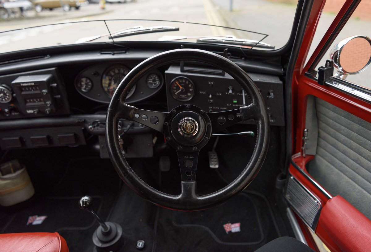 1967 Austin Mini Cooper Built to S Works Rally Specification For Sale (picture 18 of 24)
