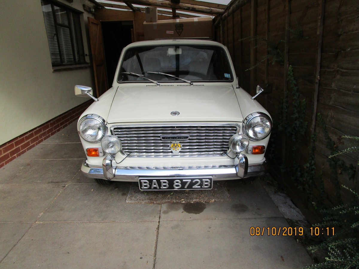 1964 Austin Mk1 1100 For Sale (picture 1 of 6)