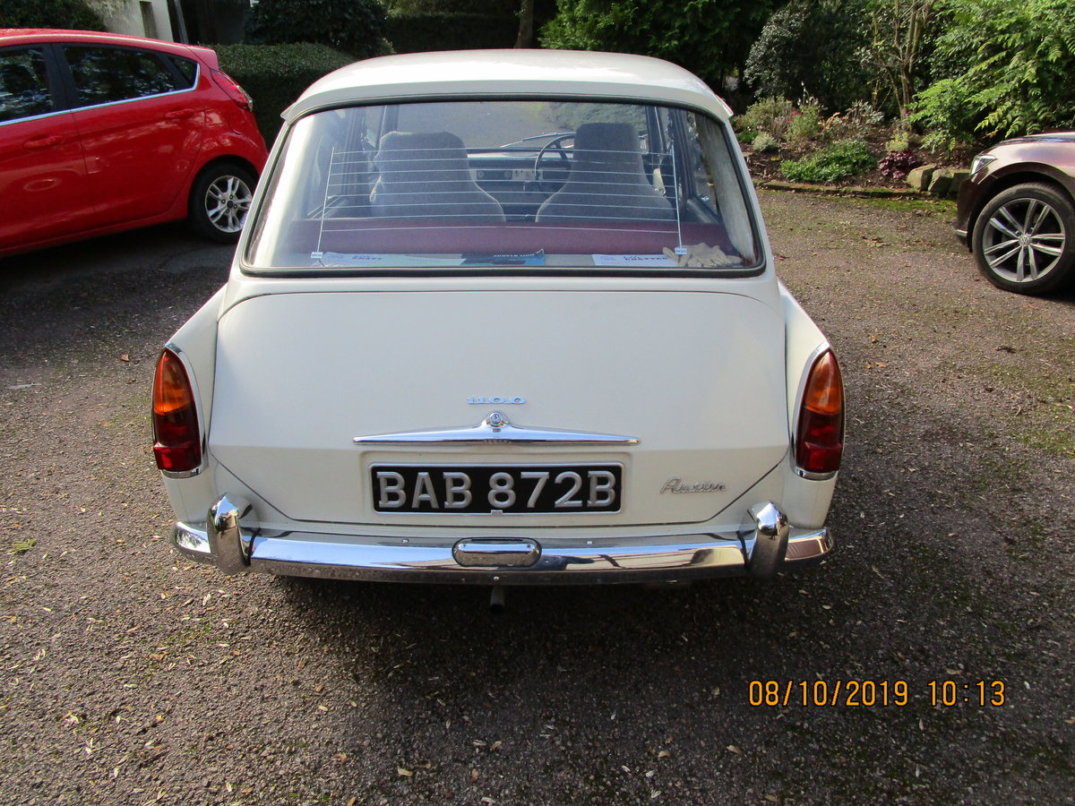 1964 Austin Mk1 1100 For Sale (picture 3 of 6)