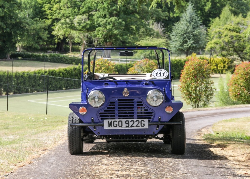 1968 Austin Mini Moke SOLD by Auction (picture 1 of 6)