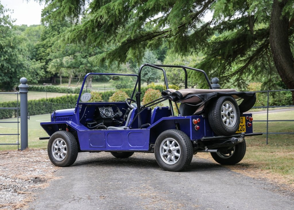 1968 Austin Mini Moke SOLD by Auction (picture 3 of 6)