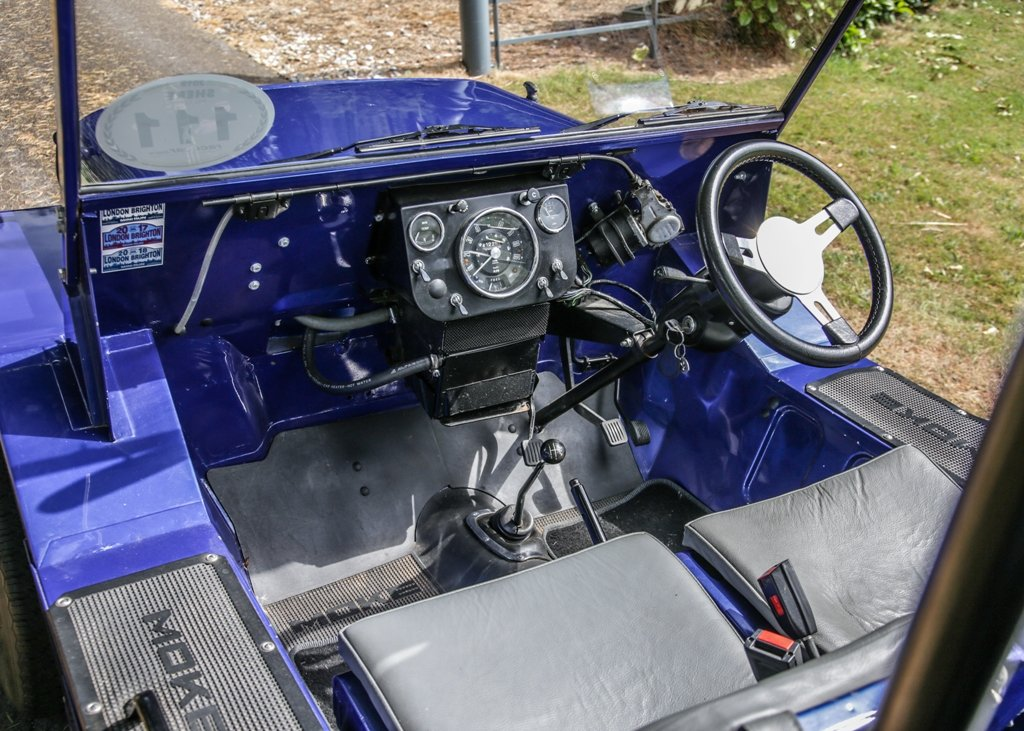 1968 Austin Mini Moke SOLD by Auction (picture 4 of 6)