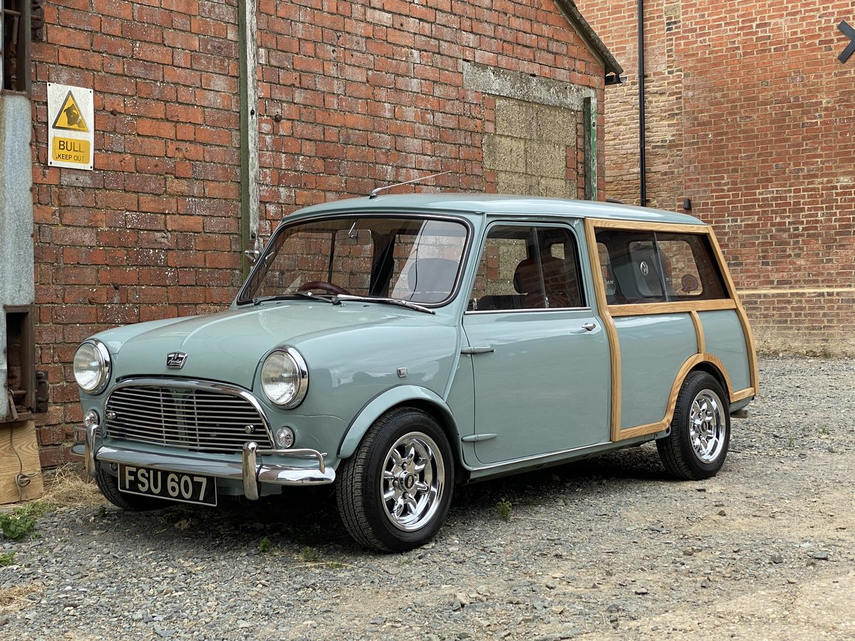 1963 Austin Mini Traveller. Restored With Modern Twist SOLD (picture 2 of 6)