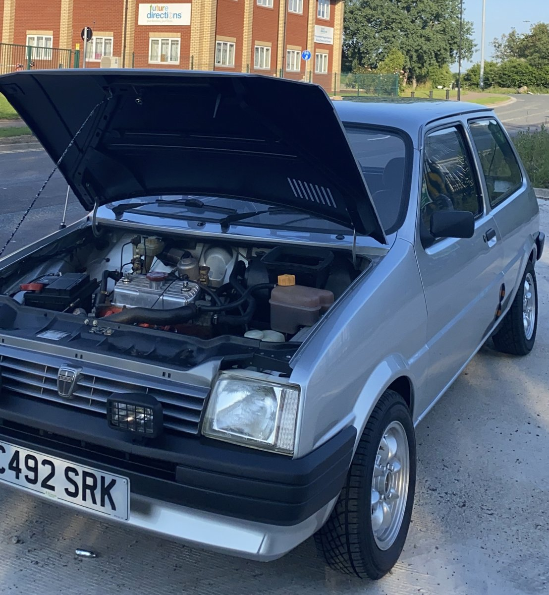 1985 Austin Metro Automatic 1.3 For Sale (picture 3 of 6)