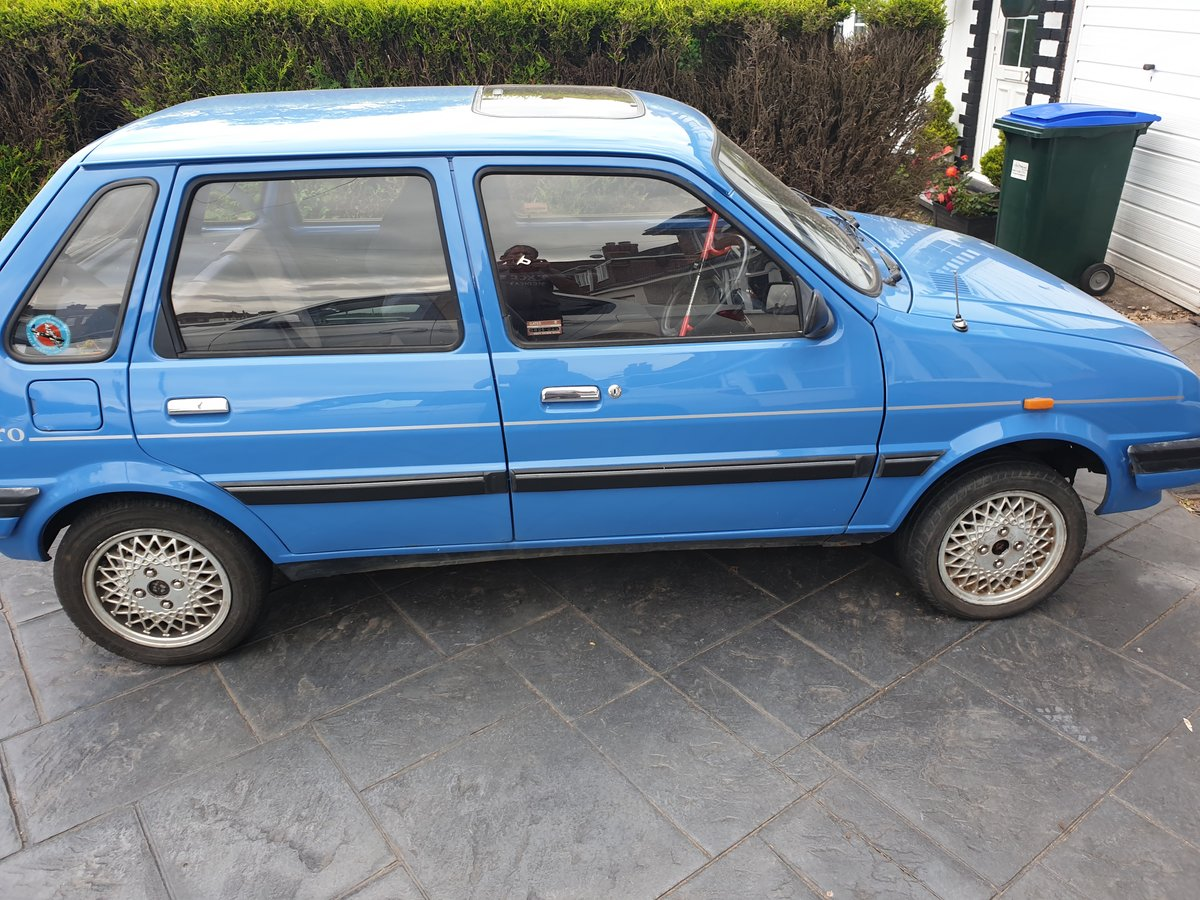 1989 Austin Metro Mk2 Lovely condition For Sale (picture 3 of 6)
