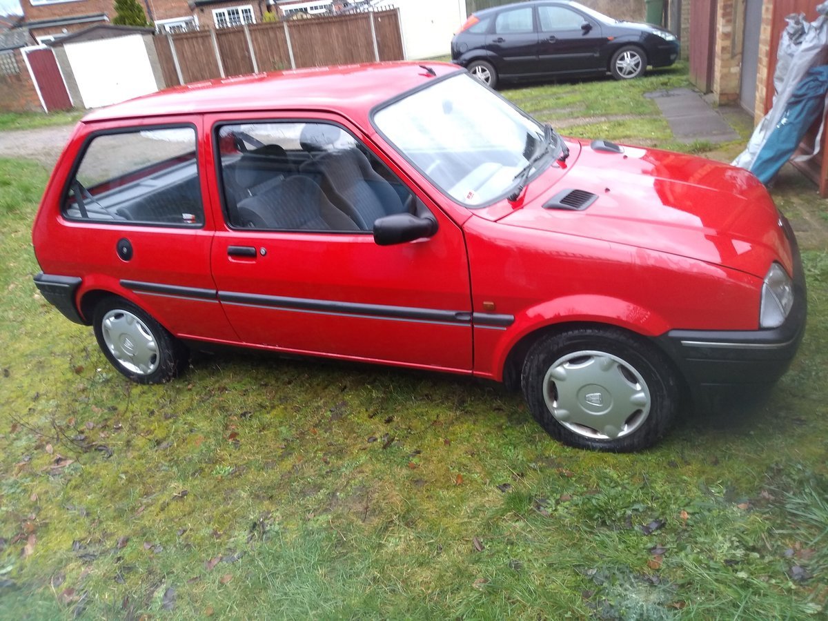 1993 Rover Metro - Genuine 15,000 Miles SOLD (picture 1 of 4)