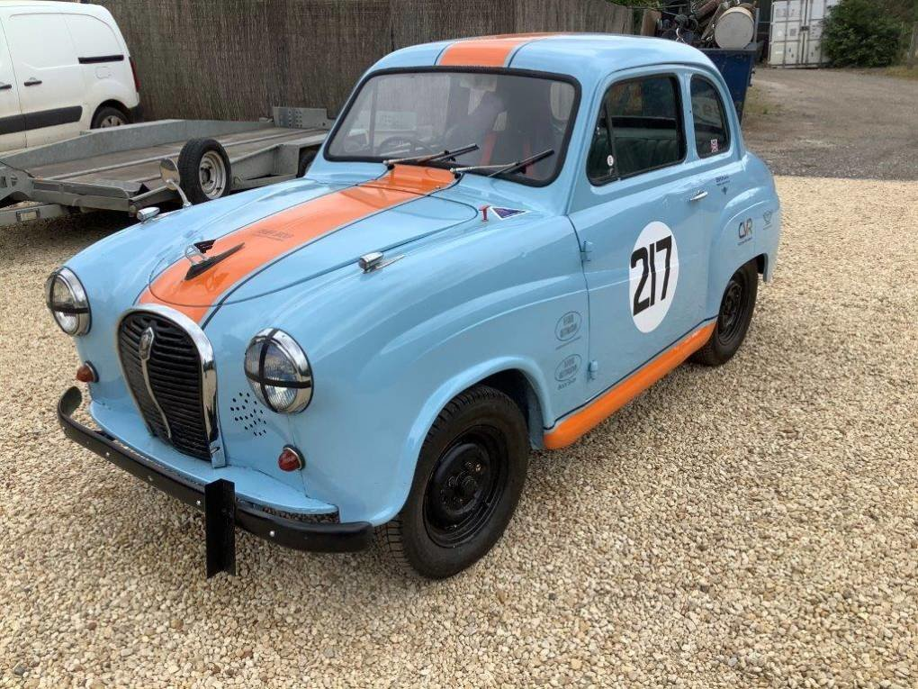 1958 Austin A35 - Engine: Sealed Academy For Sale (picture 1 of 5)