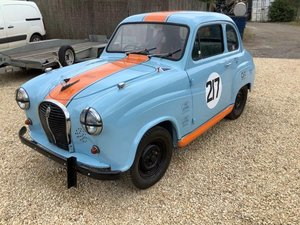 Austin A35 - Engine: Sealed Academy
