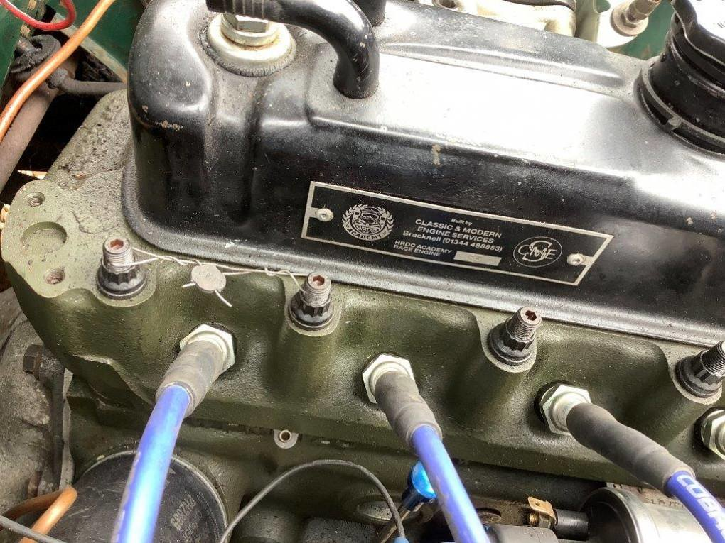 1958 Austin A35 - Engine: Sealed Academy For Sale (picture 5 of 5)