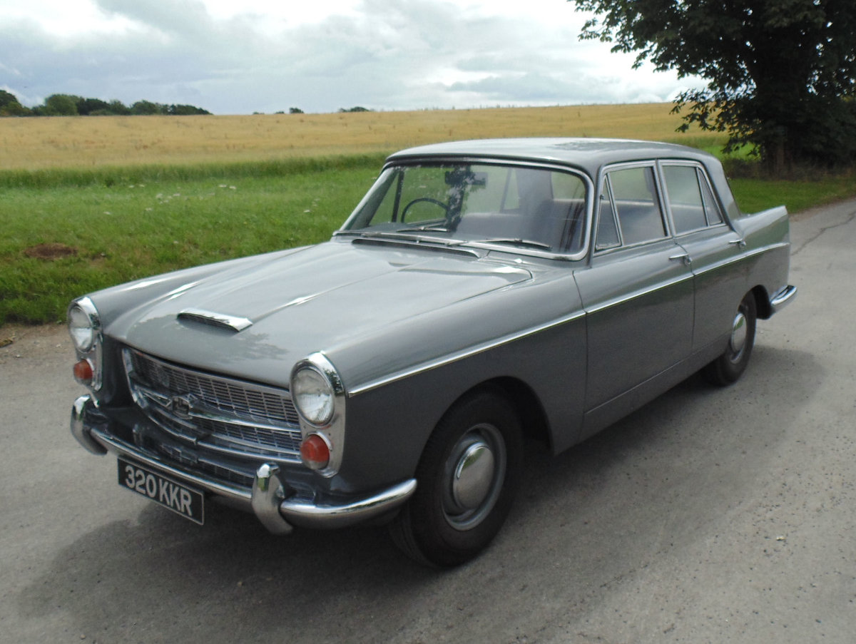 1960 Austin A99 Westminster For Sale (picture 1 of 6)