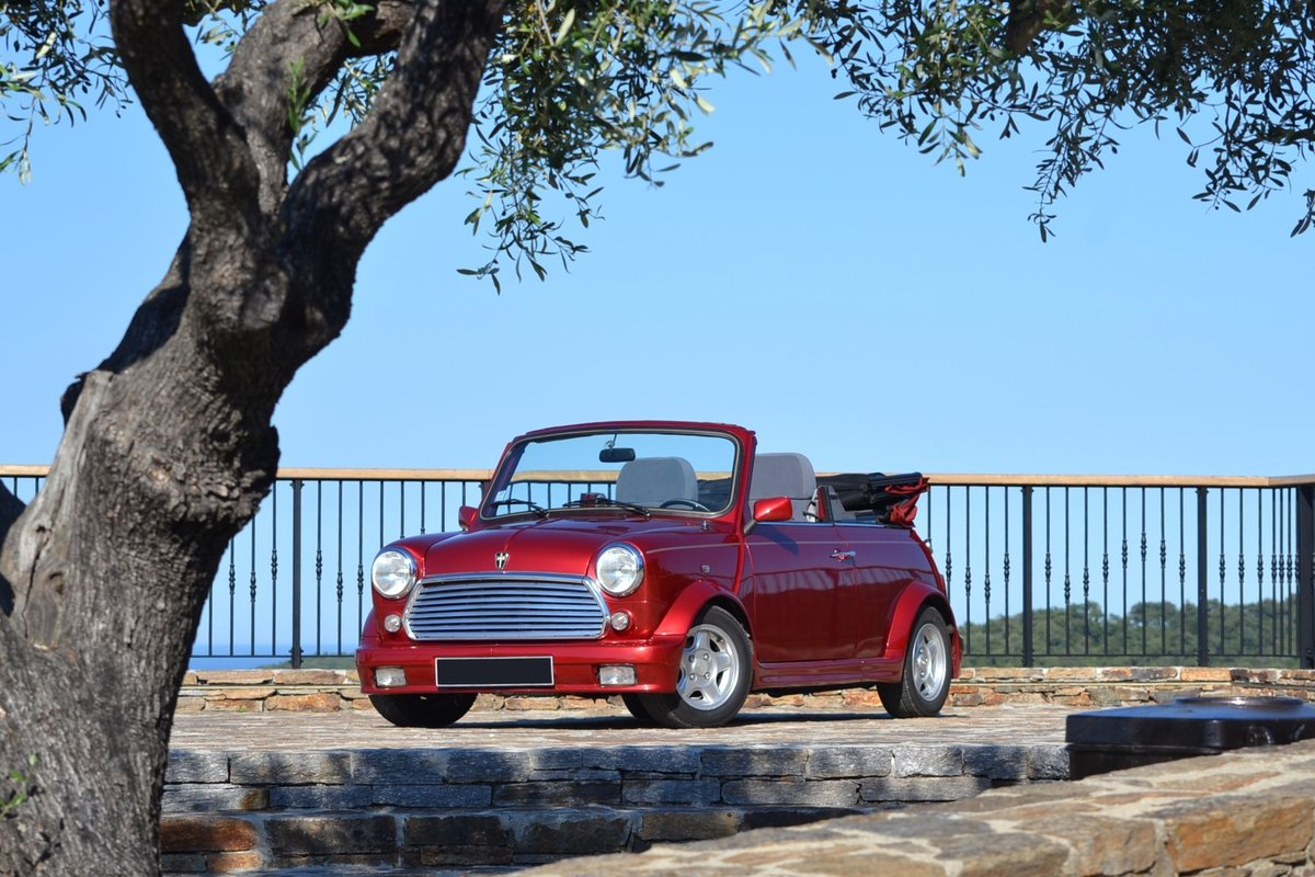 1994 Austin Rover Mini cabriolet usine  For Sale by Auction (picture 1 of 1)
