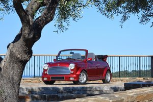 1994 Austin Rover Mini cabriolet usine  For Sale by Auction