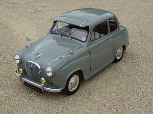 Austin A35 – Six year rebuild/superb specification