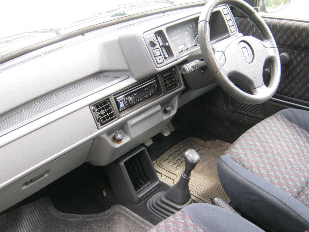 1994 ROVER METRO 1.1S 5 DOOR. MET. BRG. 28,000 MILES ONLY. SOLD (picture 5 of 6)