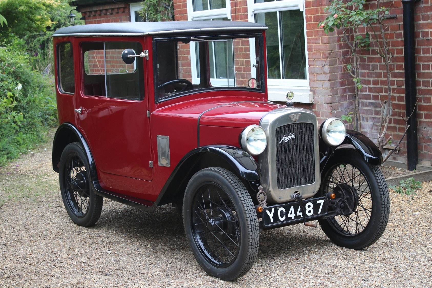 1928 Austin 7 lovely well cared for and ready to enjoy For Sale (picture 1 of 6)