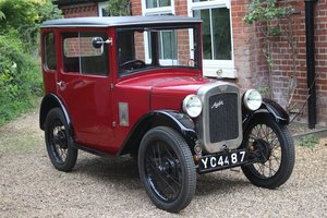 1928 Austin 7 lovely well cared for and ready to enjoy