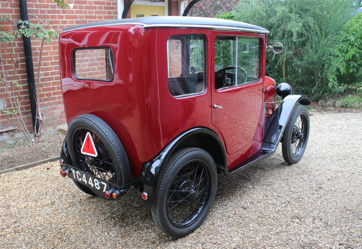 1928 Austin 7 lovely well cared for and ready to enjoy For Sale (picture 3 of 6)