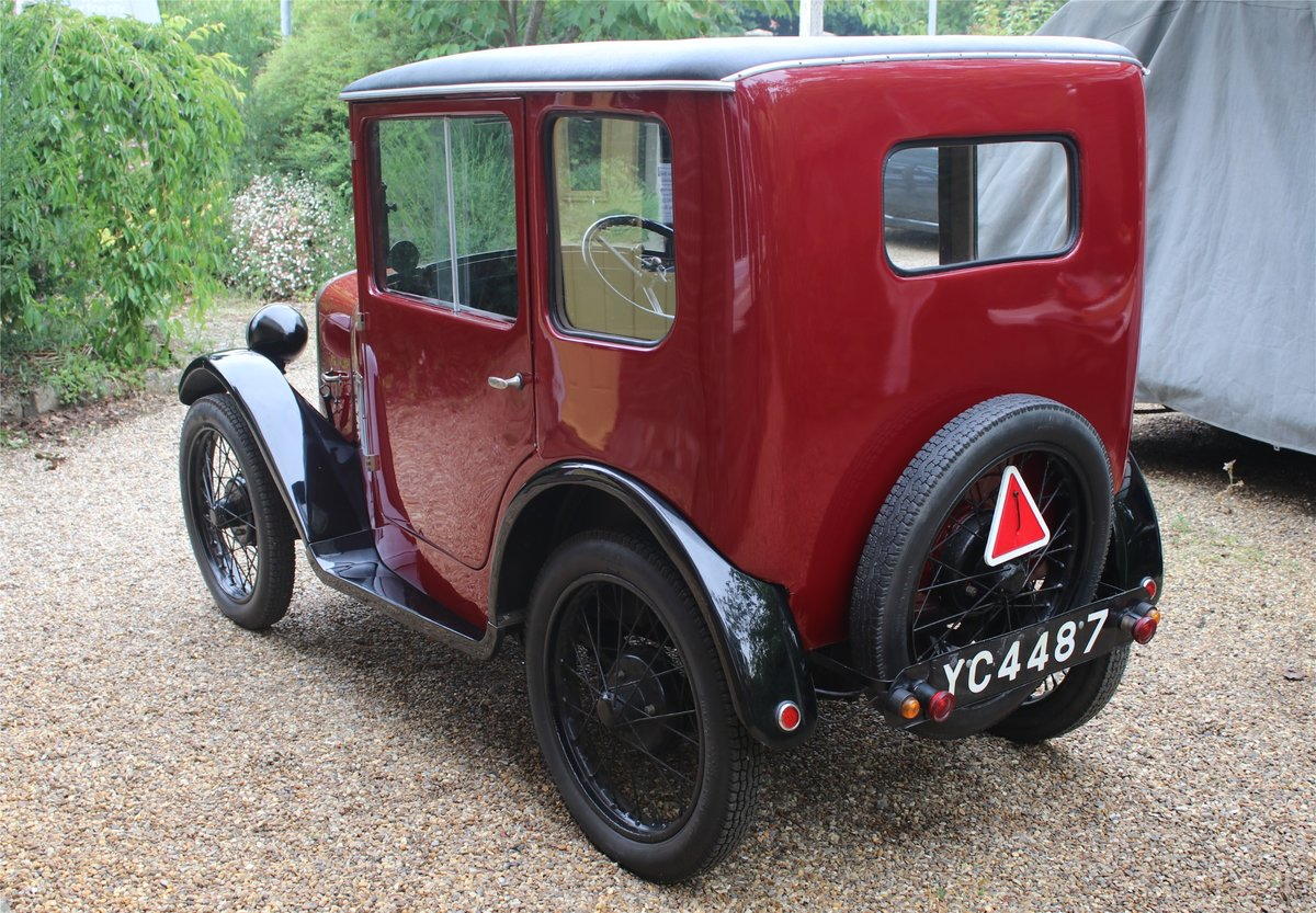 1928 Austin 7 lovely well cared for and ready to enjoy For Sale (picture 4 of 6)