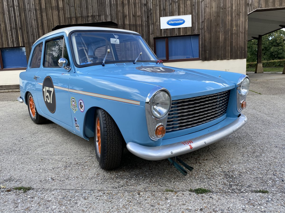 1958 Austin A40 Farina Race Car - Just Built For Sale (picture 1 of 6)