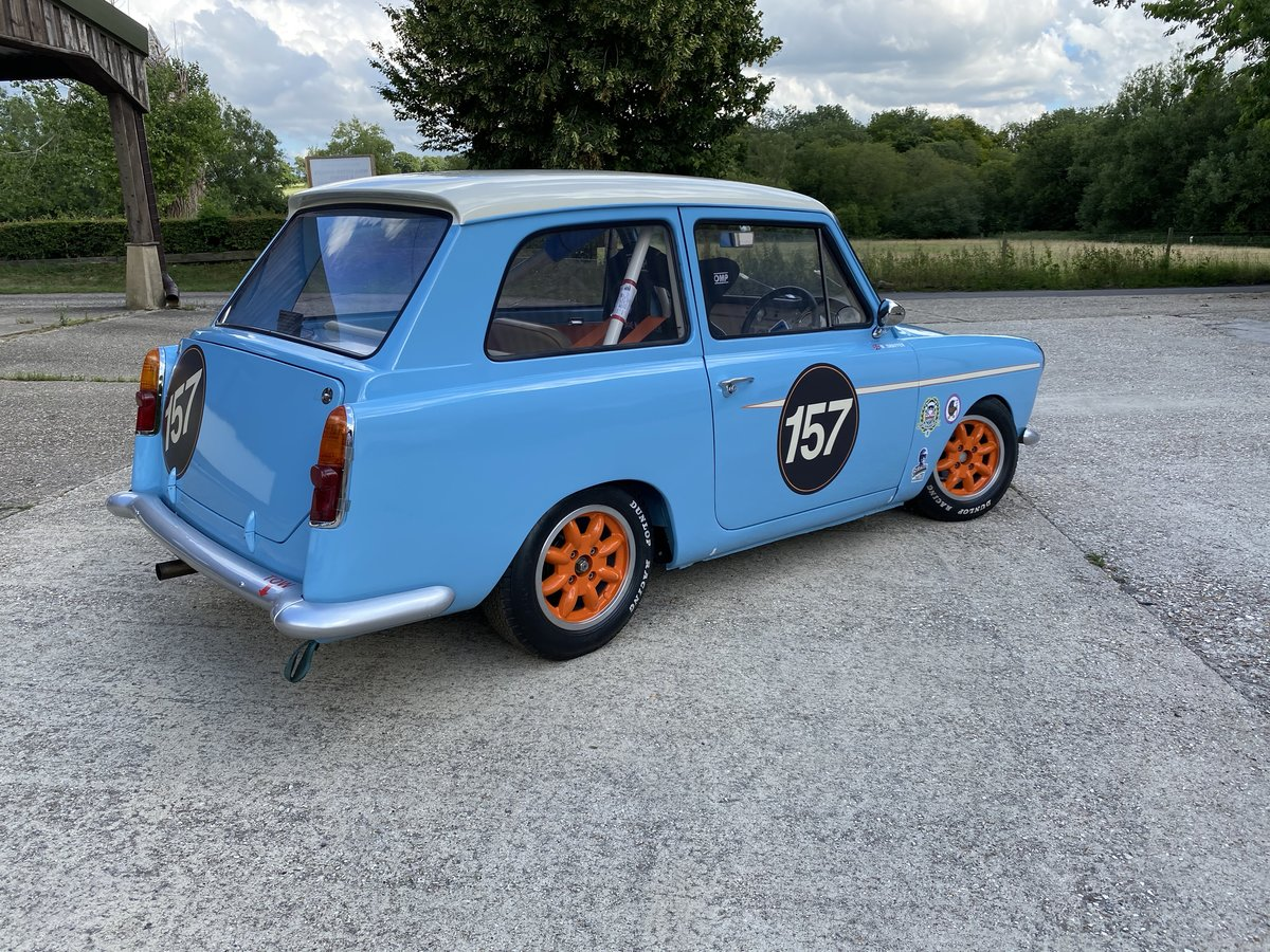 1958 Austin A40 Farina Race Car - Just Built For Sale (picture 2 of 6)