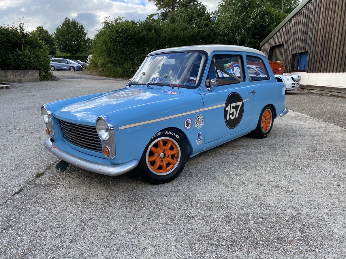 1958 Austin A40 Farina Race Car - Just Built For Sale (picture 3 of 6)