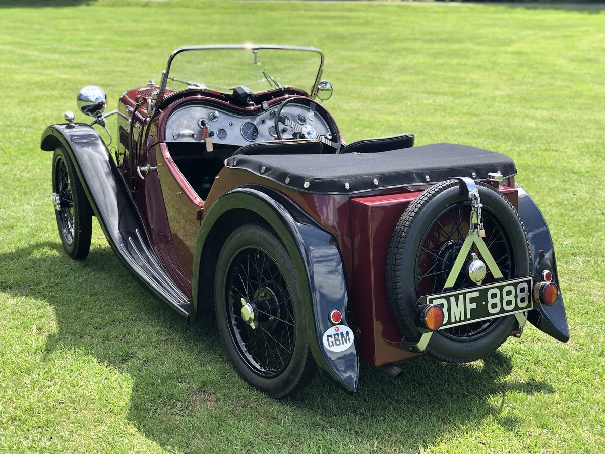 1934 Austin 7 Arrow Competition '65' For Sale (picture 3 of 24)
